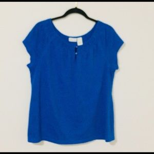 Lightweight Pull over blouse